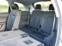 how many seater is audi q7 powersteering 2017 audi q7 review j d power cars