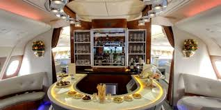 Emirates Airbus A380 Interior Business Class Google Street View Comes Aboard Emirates U0027 Luxurious A380 Wired
