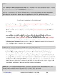 free non disclosure agreement template uk download promoter contract template pack musiclawcontracts screen shot 2014 06 10 at 14 58 25