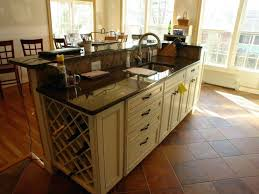 wine rack kitchen island kitchen island with wine rack excavatingsolutions
