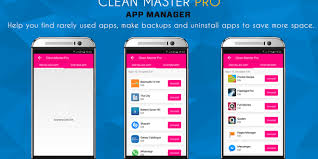 clean master apk clean master pro apk for android version