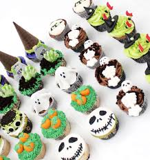Halloween Cupcake Cake Ideas Gallery Nina Bakes Cakes And More