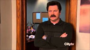 ron swanson birthday quote parks and recreation birthday quotes