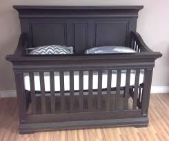 Gray Convertible Cribs by Beaumont 3 1 Convertible Crib 497 00 Babies Need Cribs