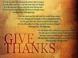 free thanksgiving blessings poems free quotes poems pictures