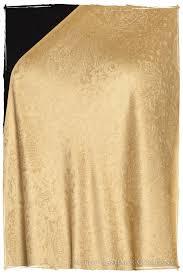 aztec gold jacquard paisley silk scarf shawl u2014 seasons by the