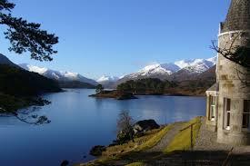 glen affric estate glen affric estate loch affric inverness shire scotland