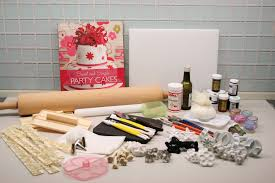 Simple Cake Decorating Basic Cake Decorating Kit U2022 Cakejournal Com
