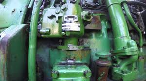 john deere 4020 injector replacement youtube