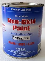 Non Slip Floor Coating For Tiles Boat Non Skid Paint U2013 Marine Epoxy Wood Deck Coating