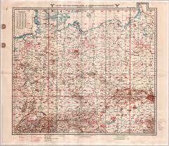 Navigation Map Luft Navigationskarte In Merkator Projektion Air Navigation Map