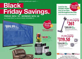 bj u0027s wholesale club black friday deals 2016 u2013 full ad scan the