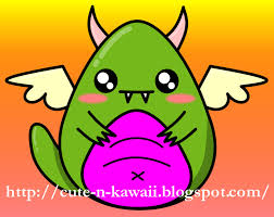 cute n kawaii how to draw a kawaii monster