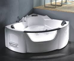 2 Person Spa Bathtub China 2 Person Bath Tub White Corner Unit Jetted Whirlpool Massage