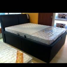 Seahorse Bed Frame Seahorse Storage Bed Home Furniture On Carousell