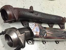 1997 ford f150 exhaust system ford explorer 4 6l 3v passenger exhaust manifold replacement