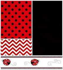 free ladybug birthday invitation template plus learn how to make