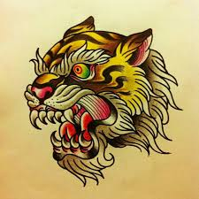 best 25 traditional tiger tattoo ideas on pinterest traditional