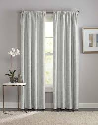 manchester damask pole top curtain panel curtainworks com 39 99