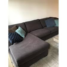 Room And Board Sleeper Sofas Room Board Berin Custom Sleeper Sofa W Left Arm Aptdeco