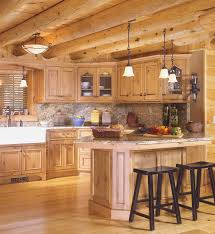 how to decorate a log home on a budget