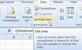 desperately seeking excel spreadsheet links