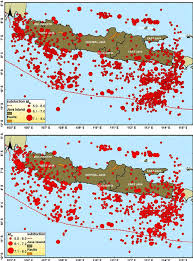 Map Java Probabilistic Seismic Hazard Analysis For Central Java Province