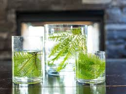 Glass Vase Decoration Ideas How To Decorate A Glass Vase Hgtv