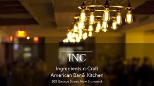 inc american bar u0026 kitchen new brunswick on vimeo