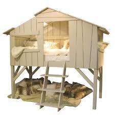 ideas kids cabin bed design