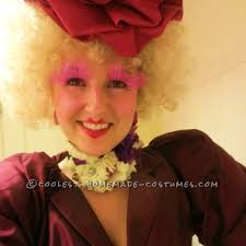Effie Halloween Costume Coolest Homemade Hunger Games Costumes
