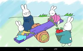 coloring doodle bunny android apps google play
