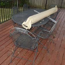 wrought iron patio ottoman wrought iron patio chair beauty garden