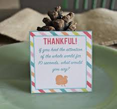 thanksgiving conversation starters the crafting