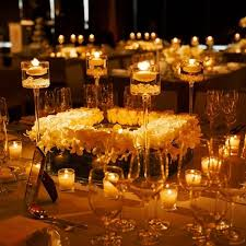 Wedding Candle Holders Centerpieces by Wedding Reception Ideas The Magic Of Candlelight My Wedding