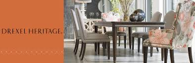Drexel Heritage Dining Room Chairs Drexel Heritage Belfort Furniture Washington Dc Northern
