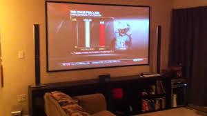 my home theater setup 110