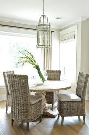 revitalizing your dining room by wicker dining chairs pickndecor com