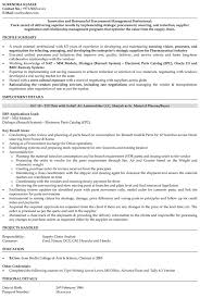 hr executive resume sample in india download manager resume format designsid com