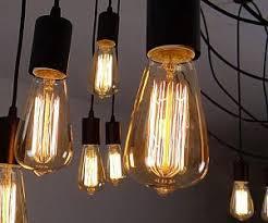 Light Bulb Ceiling Light Vintage Light Bulb