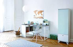 but bureau d angle un bureau d angle pour structurer l espace but déco maison