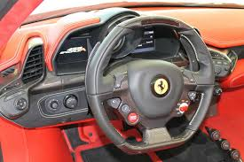 Ferrari 458 Interior - ferrari 458 speciale and speciale a in matching spec