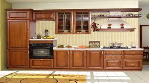 Sleek Kitchen Design Aluminium Fabrication Kitchen Cabinets In Kerala Modern Wood
