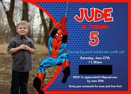 spiderman baby shower invitations free printable invitation design