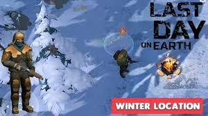 last day on earth winter location unlocked gameplay