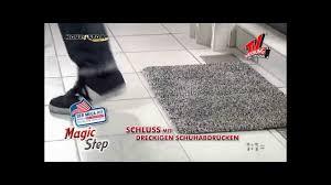tappeto in microfibra tappeto zerbino magico in microfibra assorbente magic step