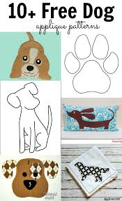 the 25 best dog template ideas on pinterest