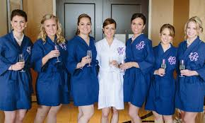waffle robes for bridesmaids robes for bridesmaids 2017 wedding ideas magazine weddings