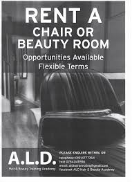 Rent A Chair Ald Hair And Barbering Rent A Chair Or Room At Our