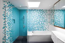 turquoise tile bathroom giving sweet look for bathroom with turquoise bathroom accessories